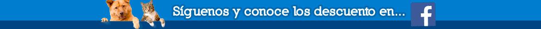 Banner de conección a facebook