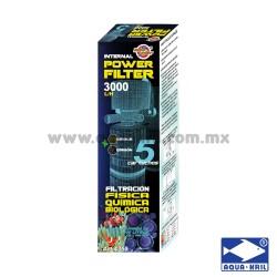 4359 ECOPET FILTRO INTERNO 5 CARTUCHOS 3000L/H
