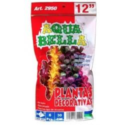 """2950 PLANTA BOLSA 6 PZS 12""""G(120)"""