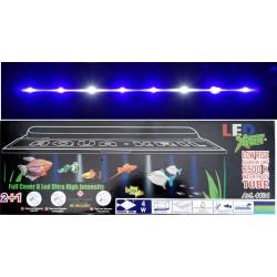 4404 LED EXPERT FLAT 50CM 6AZUL + 2BLANCO (36)
