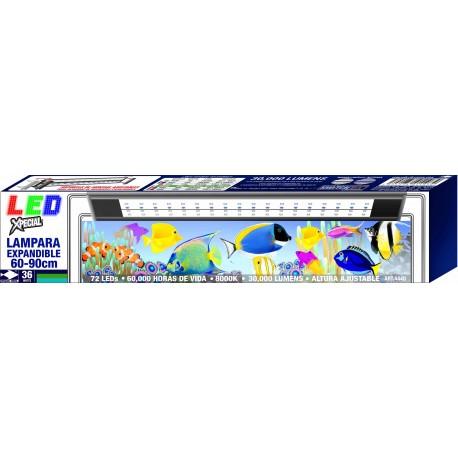 4440 LAMP LEDXPERT TRIPLE+ BLUEMOON 60-90 CM 18W