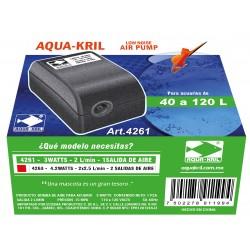 4261 AQUAKRIL AIR PUMP 1 SAL (60)