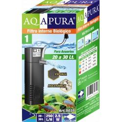 5035 AQAPURA FILTRO SUMERG 250L/H(24)