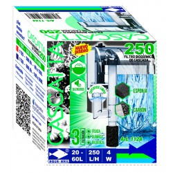 023 FILTRO CASCATTA 250 L/H 40-80LTS (24) 1124