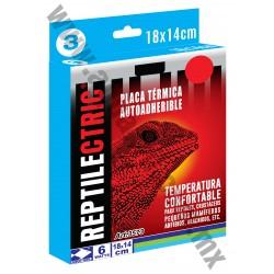 3573 PLACA TERMICA REPTILECTRIC 18x14CM 20/30G