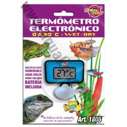 1805 TERMOMETRO ELECTRONICO GRADOS C