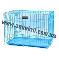 10221 sevenpet jaula 93x56x55 azul (2)