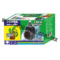 4211 AQUASUB 800 L/H 1.6M 13W (24)