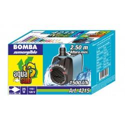 4215 AQUASUB 1500 L/H 2.5M 25W (24)