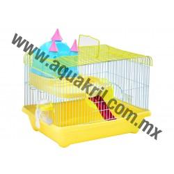 11370 JAULA AMARILLA CASTLE I 35X26X34 (10)