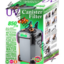 4367 CANISTER FILTER 850 L/H