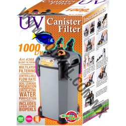 4368 CANISTER FILTER 1000 L/H