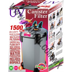 4371 CANISTER FILTER 1500 L/H