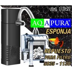 1642 REP ESPONJA P/FILTRO 1130 Y 5035 2 PZS