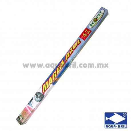 7020 TUBO T8 15W GROLUX AZUL (25)