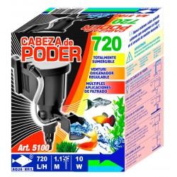 5100 CABEZA POD MAX80CM 550L/H(48)