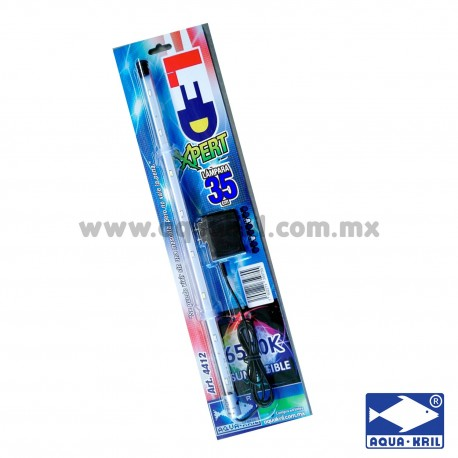 LED XPERT 4W LAMP SUM 35CM 6500k 2 WHITE+6 BLUE